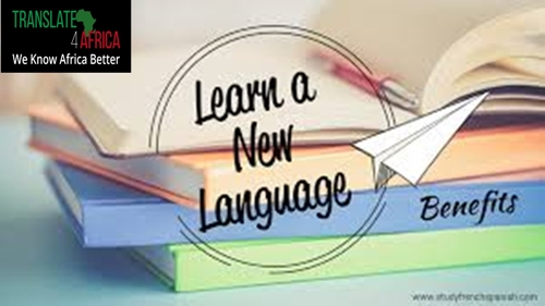 The beauty of mastering/learning a new language